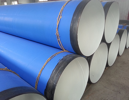 Coated Carbon Steel Pipe