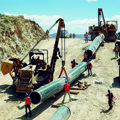 Irán Ingeniería de tuberías de petróleo