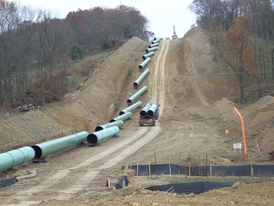 Algeria LPG Gas Transmission