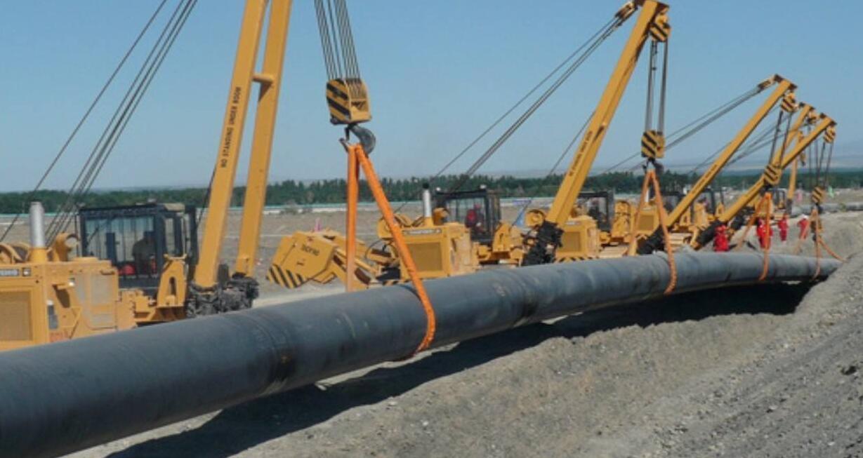 Proyecto de transmisión de petróleo de Irán