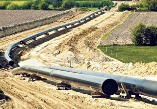 Dubai Natural Gas Pipeline Project