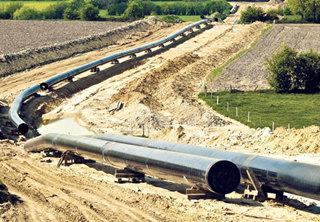 Proyecto de gasoducto de Dubai