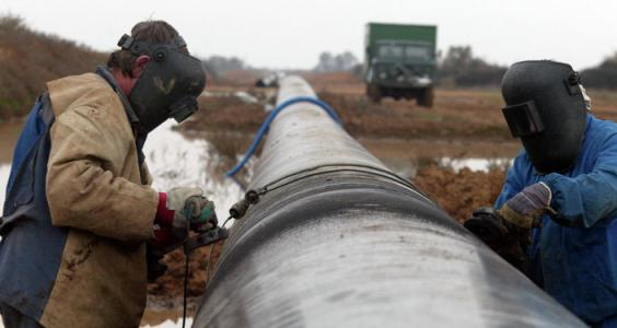 Swizerland Natural Gas Pipeline Project