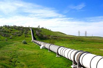 Proyecto de gas natural en España
