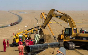UAE Petroleum piping project
